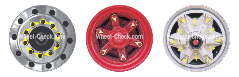 Wheel-Check, Truck wheels, installation
